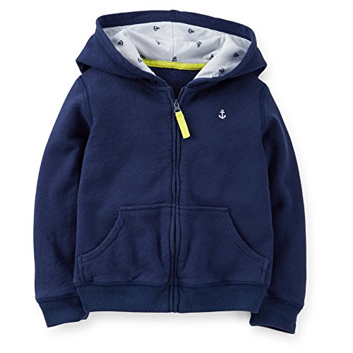 Terry Lined Hoody - 6