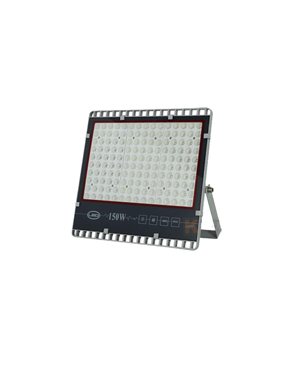 Focos Led Exterior,LED Outdoor Surbrillance Concentrant Imperméable À L'eau Protection Contre La Foudre Projecteur Carré (colore   Luce bianca calda-150W)