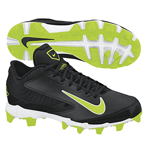 a7cdf632a526 Nike Youth Huarache Keystone Low GS Molded Cleat 4 US Black White Volt -  Buy Online in UAE.