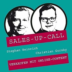 Verkaufen mit Online-Content (Sales-up-Call) Hörbuch