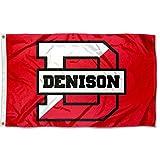 Denison Big Red Flag
