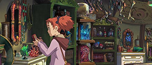 Mary and The Witch's Flower [Blu-ray]