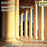"""Schumann: Sym No. 1 """"Spring"""" & Sym No. 4"""