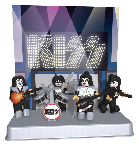 K'NEX KISS Buildable Figures - Series 1