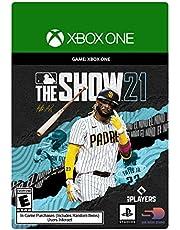 MLB The Show 21 Xbox One Standard - Xbox One [Digital Code]