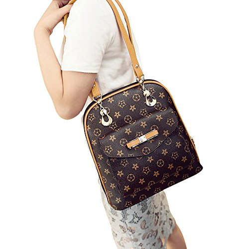 MSXUAN Fashion Leather PU Handbags Classic Shoulder Bag For - Guess Bag Outlet