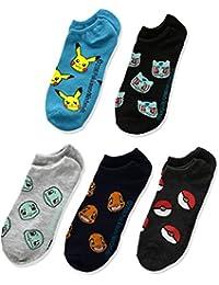 Men's 5 Pack No Show Socks