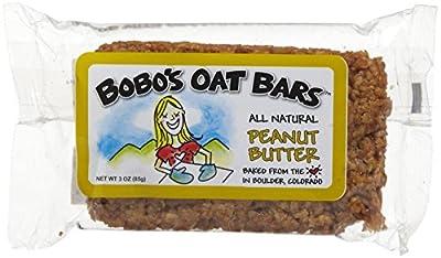 Bobo's Oat Bars Oat Bars - Peanut Butter - 3 oz