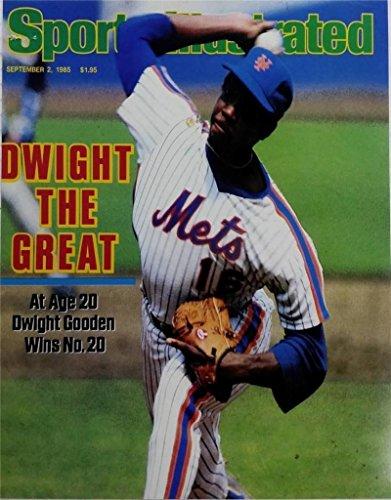 Dwight Gooden Photograph 11x14 Photo New York Mets 1