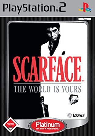 Amazon Com Scarface The World Is Yours Video Games