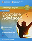 img - for Complete Advanced Student's Book with Answers with CD-ROM with Testbank book / textbook / text book