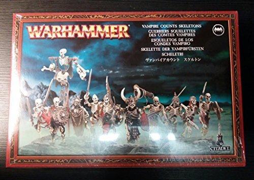 Vampire Counts Skeletons NEW Warhammer Fantasy