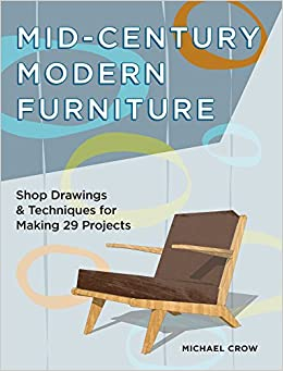 Mid century modern furniture shop drawings techniques for Amazon mid century modern furniture