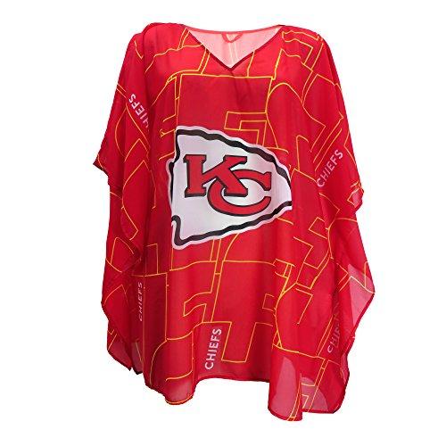 - NFL Kansas City Chiefs Caftan
