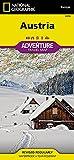Austria (National Geographic Adventure Map (3319))