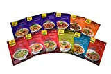 Asian Home Gourmet: Assorted Curry (Pack of 12)