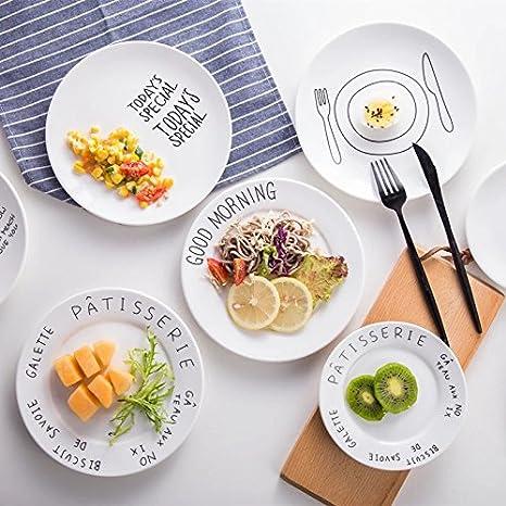 Jessie Ceramics piatti per cucina per decorazione portatile ...