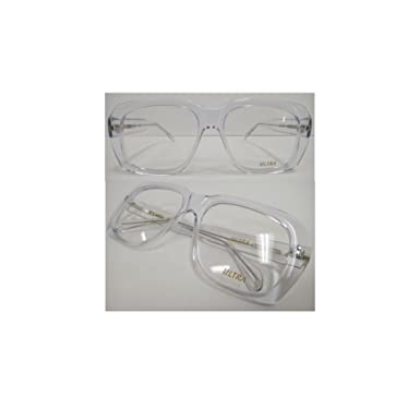 3542f6b801 Ultra Goliath Ii Eyeglasses Vintage Ocean s 11 Casino Run Dmc Robert De  Niro Crystal New