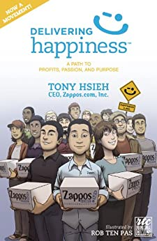 Delivering Happiness by [Hseih, Tony]