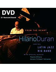 Hilario Duran and His Latin Jazz Big Band