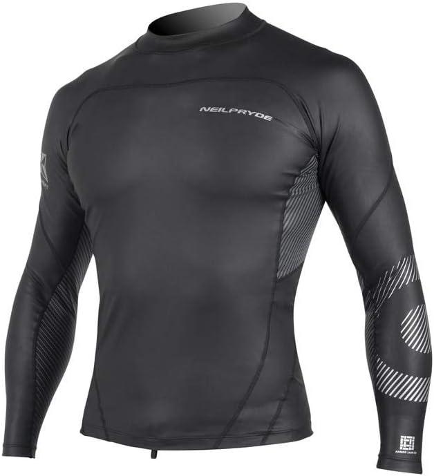 Neil Pryde 0,3mm Combat Armor Skin Neopren Top//Shirt
