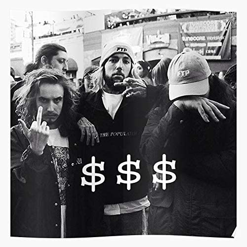 "20/"" $uicideboy$ Suicideboys poster art home decor photo print 16/"" 24/"" sizes"