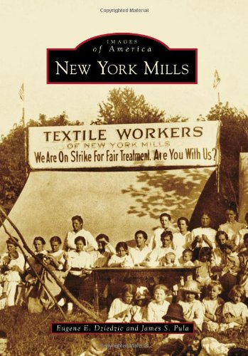 New York Mills (Images of America) ()