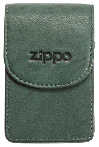 (Zippo Box Cover Cigarette Case, 11 cm, Green)