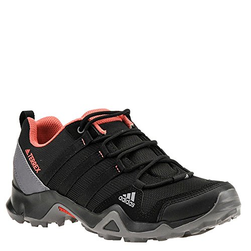 adidas outdoor Womens Terrex AX2R Shoe (7 - Black/Black/Tactile Pink)