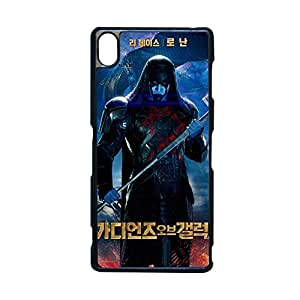 Generic Personalised Phone Cases For Girls Printing Guardians Of The Galaxy For Sony Z3 Choose Design 12