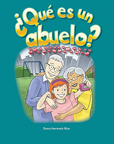 ¿Qué es un abuelo? (What Makes a Grandparent?) Lap Book (Spanish Version) (Literacy, Language, and Learning) (Spanish - Que Es Sight