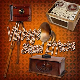 Vintage Sound Effects by Dr  Sound FX on Amazon Music - Amazon com