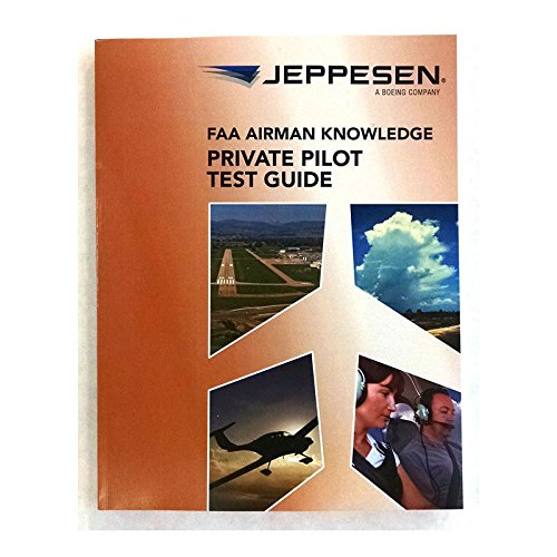 FAA Airman Knowledge Private Pilot Test Guide