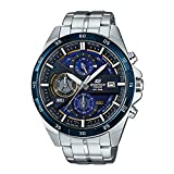 Casio Edifice Analog Blue Dial Men's Watch - EFR-556DB-2AVUDF (EX362)