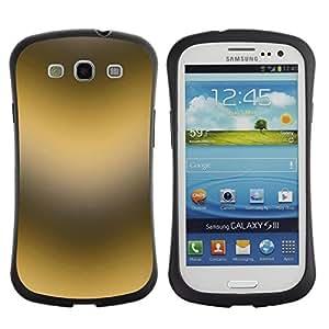 """Hypernova Slim Fit Dual Barniz Protector Caso Case Funda Para SAMSUNG Galaxy S3 III / i9300 / i747 [Simple patrón de 36""""]"""