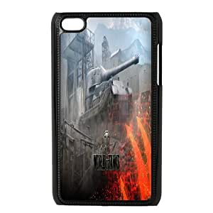 Ipod Touch 4 Phone Case World Of Tanks C2-C30273