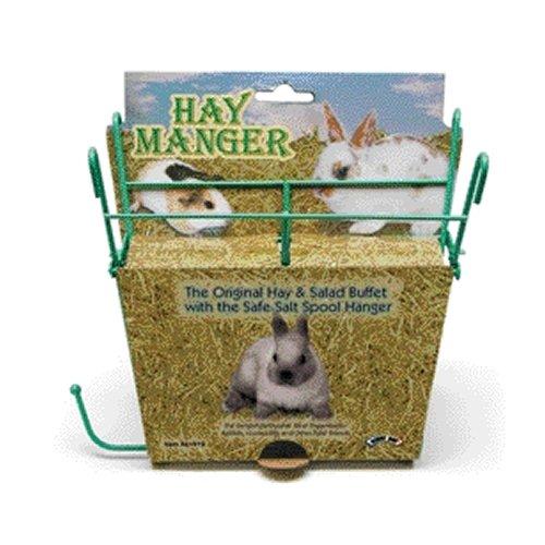 Hay Manger With Salt Hanger product image