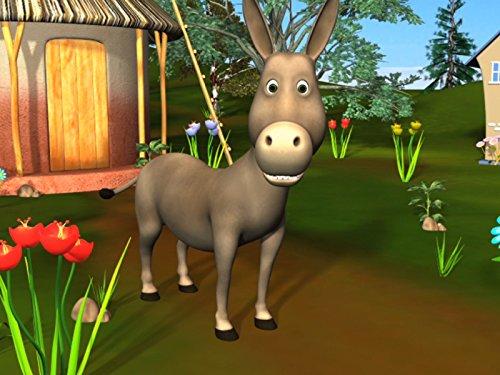 Donkey, Donkey (Nursery People)