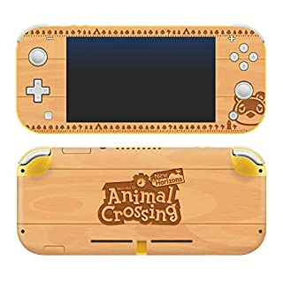 Controller Gear Authentic and Officially Licensed Animal Crossing: New Horizons - Woodtone - Nintendo Switch Lite Skin - Nintendo Switch