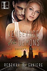 Vengeance of the Demons (The Society Trilogy)