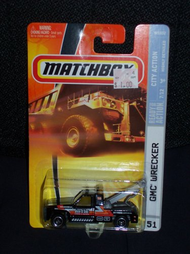 Mattel Matchbox City Action Truck - 5