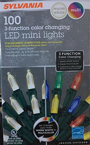 Led Function Lights - 5