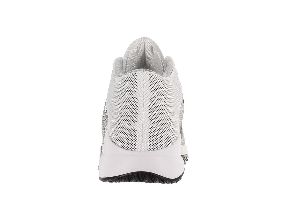 Nike Herren Herren Herren Zoom Ascention Basketballschuhe Schwarz M 46cd32