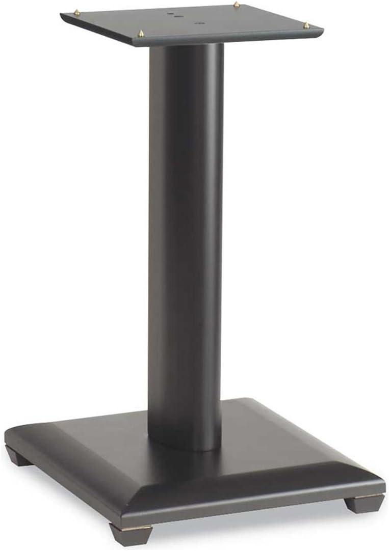 18 Speaker Stands Set of 2 Black