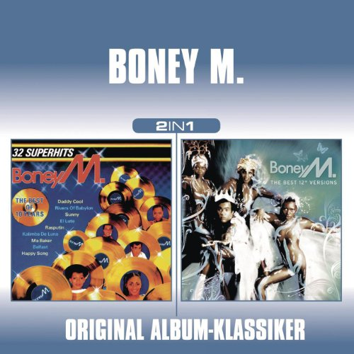 Boney M. - 2 in 1 (In The Mix/...
