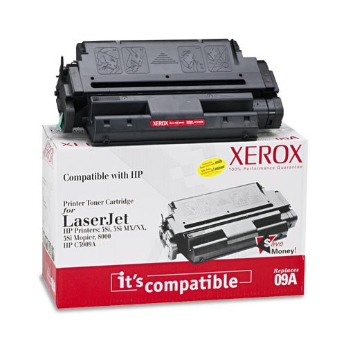 Xerox Cartridges Replace For HP C3909A For Laserjet 8000, 5Si Series, Xerox Stated (5si Series)