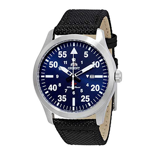 Orient Flight Blue Dial Men's Watch FUNG2005D