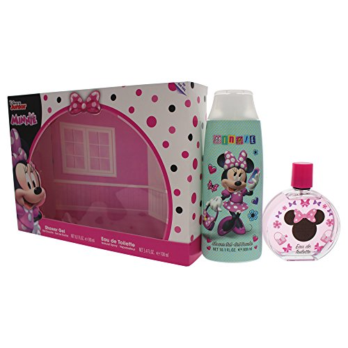 Disney Minnie Mouse 2 Piece Gift Set for Kids by Disney (Image #2)