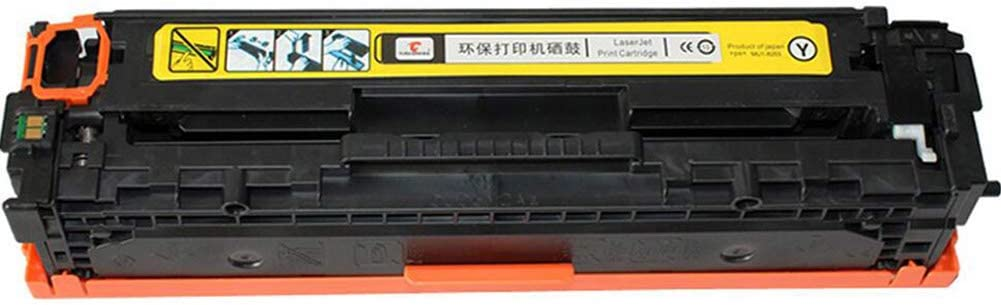 Compatible with HP CE410A/Pro300 / Pro400 / M351 / M375 / M451DN / hp305A Printer Toner Cartridge Easy to add Powder, Laser one Printer Multi-Color Toner Cartridge