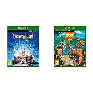 Disneyland Adventures (Xbox One) & Zoo Tycoon: Ultimate Animal Collection (Xbox One)